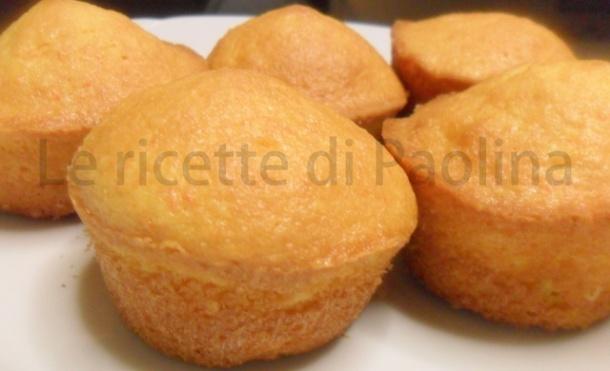 Camille (muffins con mandorle e carote) Le ricette di Paolina copyright