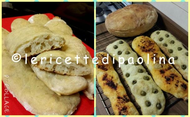 Stecche di pane senza impasto No Knead Bread ricetta di Jim Lahey le ricette di Paolina